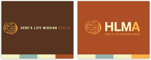 earthy brown logos